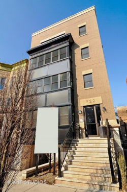 Photo of 722 W Melrose Street, Unit Number 1, CHICAGO, IL 60657 (MLS # 09666549)