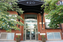 Photo of 420 S Clinton Street, Unit Number 703A, CHICAGO, IL 60607 (MLS # 09666617)