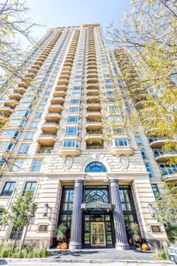 Photo of 2550 N Lakeview Avenue, Unit Number N705, CHICAGO, IL 60614 (MLS # 09666994)