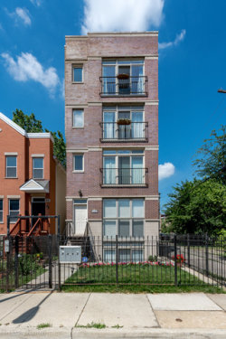 Photo of 116 S Bell Avenue, Unit Number 4, CHICAGO, IL 60612 (MLS # 09688635)