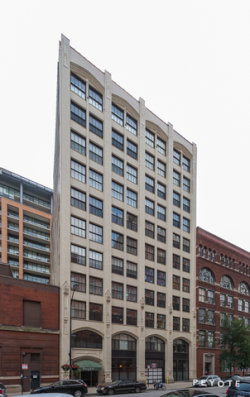 Photo of 523 S Plymouth Court, Unit Number 705, CHICAGO, IL 60605 (MLS # 09696377)