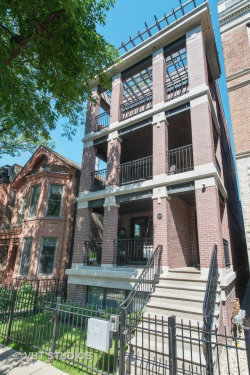Photo of 1909 N Bissell Street, Unit Number 2, CHICAGO, IL 60614 (MLS # 09696643)