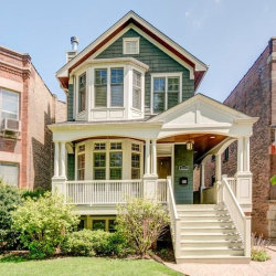 Photo of 4247 N Winchester Avenue, CHICAGO, IL 60613 (MLS # 09698771)