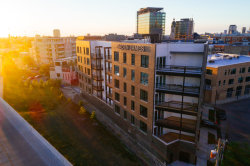 Photo of 650 N Morgan Street, Unit Number 204, CHICAGO, IL 60642 (MLS # 09703330)