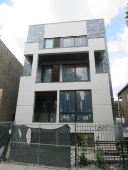 Photo of 1112 N Mozart Street, Unit Number 3, CHICAGO, IL 60622 (MLS # 09722157)