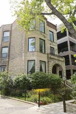 Photo of 615 W Briar Street, Unit Number 3, CHICAGO, IL 60657 (MLS # 09723682)