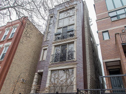 Photo of 867 N Hermitage Avenue, Unit Number 2, CHICAGO, IL 60622 (MLS # 09723693)