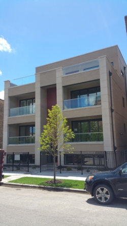 Photo of 1621 W Superior Street, Unit Number 1W, CHICAGO, IL 60622 (MLS # 09723868)