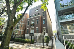 Photo of 1749 W Roscoe Street, Unit Number 1, CHICAGO, IL 60657 (MLS # 09724856)