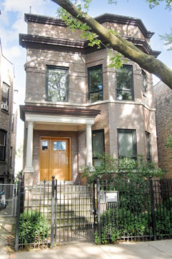 Photo of 2633 N Whipple Street, CHICAGO, IL 60647 (MLS # 09727598)