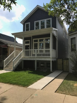 Photo of 3448 N Hamlin Avenue, CHICAGO, IL 60618 (MLS # 09730385)