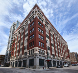 Photo of 732 S Financial Place, Unit Number 809, CHICAGO, IL 60607 (MLS # 09754060)