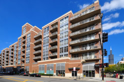 Photo of 111 S Morgan Street, Unit Number 823, CHICAGO, IL 60607 (MLS # 09756396)