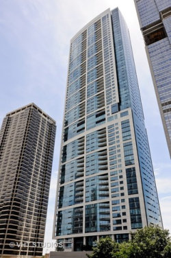 Photo of 340 E Randolph Street, Unit Number 3906, CHICAGO, IL 60601 (MLS # 09783323)