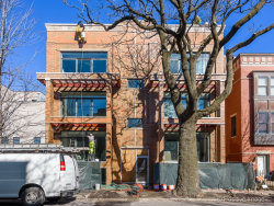 Photo of 1430 W Fillmore Street, Unit Number 3W, CHICAGO, IL 60607 (MLS # 09797911)