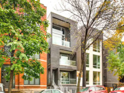 Photo of 1516 W Huron Street, Unit Number 1, CHICAGO, IL 60642 (MLS # 09801555)