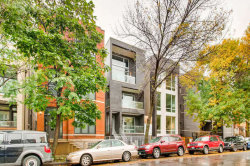 Photo of 1516 W Huron Street, Unit Number 2, CHICAGO, IL 60642 (MLS # 09801557)