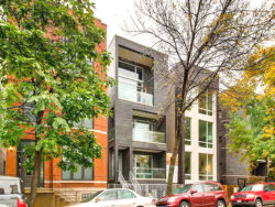 Photo of 1516 W Huron Street, Unit Number 3, CHICAGO, IL 60642 (MLS # 09801560)