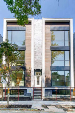 Photo of 2912 W Lyndale Street, Unit Number 1E, CHICAGO, IL 60647 (MLS # 09802187)