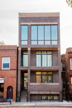 Photo of 1903 W Irving Park Road, Unit Number 2, CHICAGO, IL 60613 (MLS # 09802486)