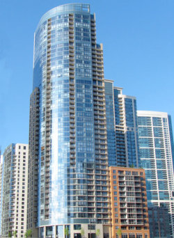 Photo of 420 E Waterside Drive, Unit Number 308, CHICAGO, IL 60601 (MLS # 09804763)