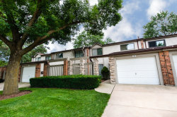 Photo of 105 W Dover Drive, Unit Number 105, MOUNT PROSPECT, IL 60056 (MLS # 09810221)