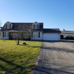 Photo of 631 Ogee Road, EARLVILLE, IL 60518 (MLS # 09810429)