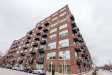 Photo of 1500 W Monroe Street, Unit Number 416, CHICAGO, IL 60607 (MLS # 09822149)