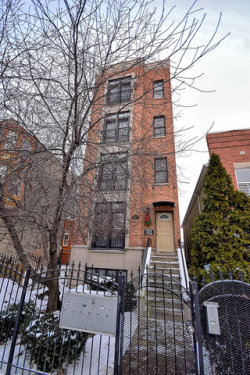 Photo of 2226 W Monroe Street, Unit Number G, CHICAGO, IL 60612 (MLS # 09828745)