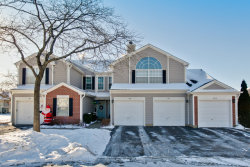 Photo of 24 Hoover Court, Unit Number A, STREAMWOOD, IL 60107 (MLS # 09829849)
