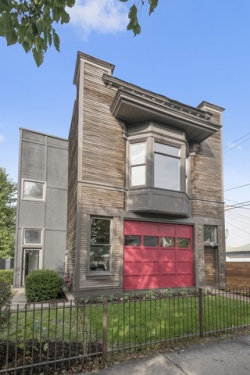 Photo of 2414 W Cuyler Avenue, CHICAGO, IL 60618 (MLS # 09834193)