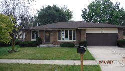 Photo of 853 Campus Avenue, MATTESON, IL 60443 (MLS # 09834795)