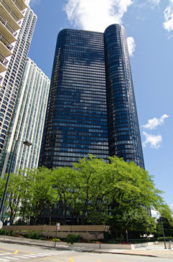 Photo of 155 N Harbor Drive, Unit Number 810, CHICAGO, IL 60601 (MLS # 09836896)