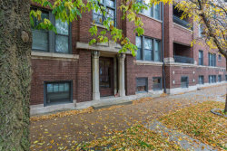 Photo of 1844 W Berteau Avenue, Unit Number G, CHICAGO, IL 60613 (MLS # 09836902)