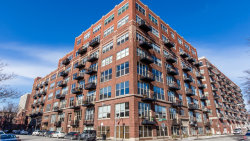 Photo of 1500 W Monroe Street, Unit Number 325, CHICAGO, IL 60607 (MLS # 09838230)