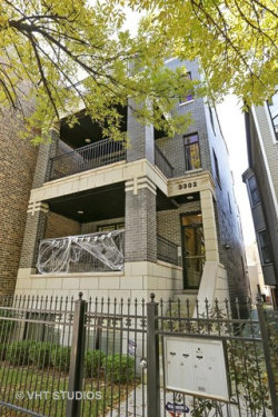Photo of 3302 N Racine Avenue, Unit Number 3, CHICAGO, IL 60657 (MLS # 09839136)