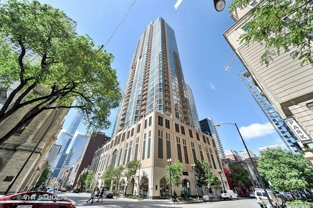 Photo for 21 E Huron Street, Unit Number 2406, CHICAGO, IL 60611 (MLS # 09854223)