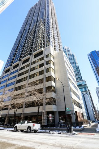 Photo for 30 E Huron Street, Unit Number 1808, CHICAGO, IL 60611 (MLS # 09854449)