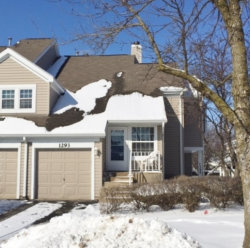 Photo of 1293 Donegal Court, Unit Number 1293, CAROL STREAM, IL 60188 (MLS # 09854777)