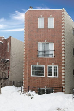 Photo of 1266 N Wood Street, Unit Number 1, CHICAGO, IL 60622 (MLS # 09862022)