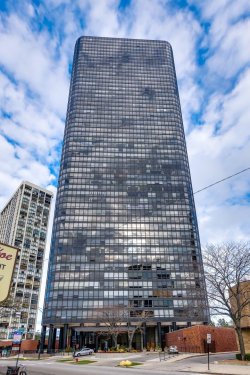 Photo of 5415 N Sheridan Road, Unit Number 2711, CHICAGO, IL 60640 (MLS # 09864060)