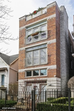 Photo of 3932 N Greenview Avenue, Unit Number U1, CHICAGO, IL 60613 (MLS # 09864170)