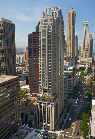 Photo for 118 E Erie Street, Unit Number 28G, CHICAGO, IL 60611 (MLS # 09881467)