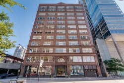 Photo of 161 W Harrison Street, Unit Number 201, CHICAGO, IL 60605 (MLS # 09882187)