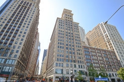Photo of 6 N Michigan Avenue, Unit Number 803, CHICAGO, IL 60602 (MLS # 09886587)
