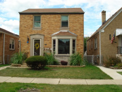 Photo of 3628 N Pontiac Avenue, CHICAGO, IL 60634 (MLS # 09888604)