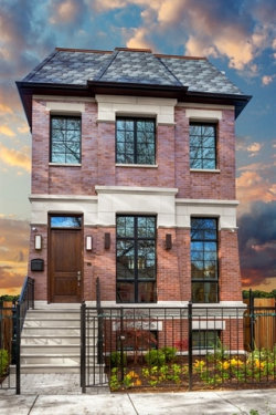 Photo of 3538 N Seeley Avenue, CHICAGO, IL 60618 (MLS # 09889142)