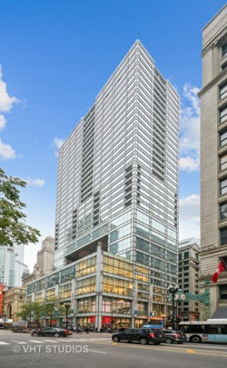 Photo of 8 E Randolph Street, Unit Number 1001, CHICAGO, IL 60601 (MLS # 09891907)