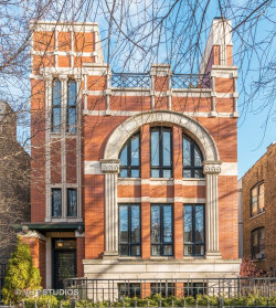 Photo of 844 W Oakdale Avenue, Unit Number 1A, CHICAGO, IL 60657 (MLS # 09893912)