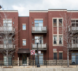 Photo of 1515 S Halsted Street, Unit Number 204, CHICAGO, IL 60607 (MLS # 09914389)